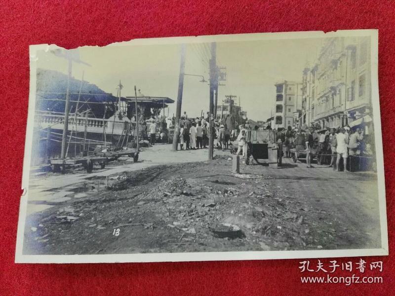 广州黄埔军校第一期平定广州西关商团事变原版老照片共几十张电话:联系13202059136