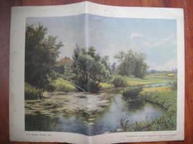 71 苏联老画:1893、1894年版(33*25cm)(正反两面)