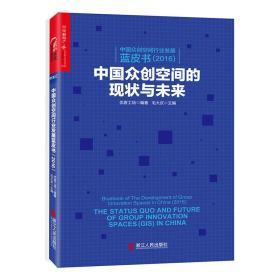 中国众创空间行业发展蓝皮书(2016)(cz)