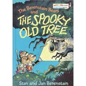 正版sh-9780394839103-The Berenstain Bears and the Spooky Old Tree
