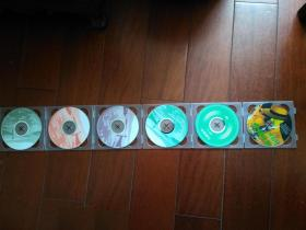 VCD 6碟(一)全新 流行金曲等 (满百包邮)
