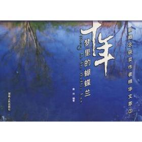 十年:梦里的蝴蝶兰/新概念获奖作者精华文萃3