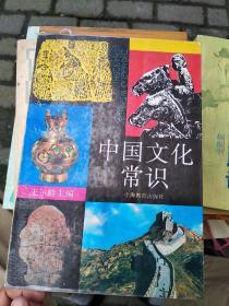 中国文学常识  1994上海教育出版社