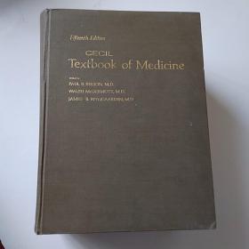 fifteenth edition cecil textbook of medicine【巨厚本】第15版 西氏内科学 英文版