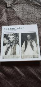 Kafkanistan:by Lukas Birk & Sean Foley(卡夫卡国之旅——巴基斯坦和阿富汗游记)品好 书品如图 避免争议 无光盘