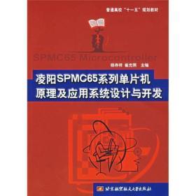 凌阳SPMC65系列单片机原理及应用系统设计与开发