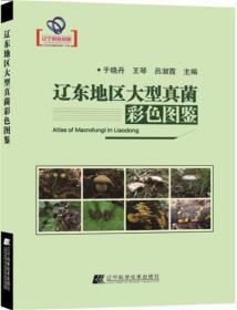 辽东地区大型真菌彩色图鉴