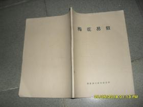 梅花易数(85品16开有钉锈120页简体字版易学经典参看书影)41535