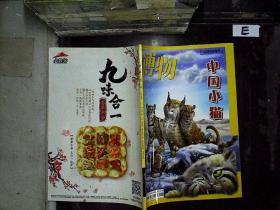 博物 2018年第1期 中国小猫