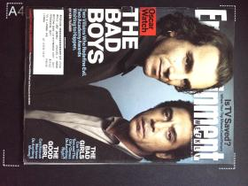 ENTERTAINMENT WEEKLY 娱乐周刊 2008/02/15 #978 过期杂志
