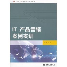 IT产品营销案例实训