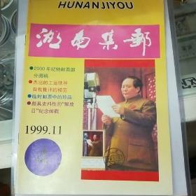 湖南集邮1999.11