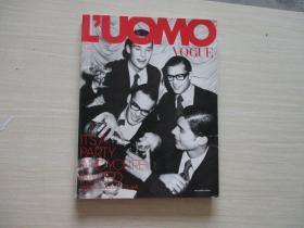 LUOMO VOGUE 1995年 N.258【335】