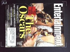 ENTERTAINMENT WEEKLY 娱乐周刊 2008/03/07 #981 过期杂志
