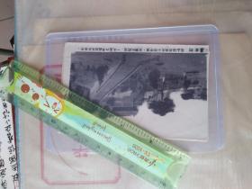 孟姜女庙老照片