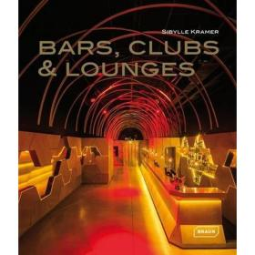 Bars, Clubs & Lounges  bars/clubs/lounges/酒吧/夜店/俱乐部/夜总会装饰设计大图册