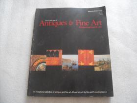 AUTIQUES & FINE ART 精雕细琢和美术 大16开【057】
