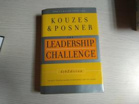 The Leadership Challenge【领导力 英文原版 精装本】