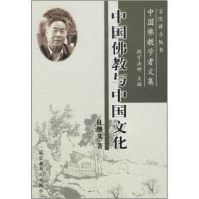 中国佛教与中国文化