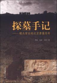探墓手记:镜头背后的北京唐墓传奇
