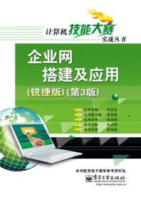 企业网搭建及应用(锐捷版)(第3版)