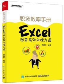 职场效率手册:Excel图表高效处理之道  (全彩)
