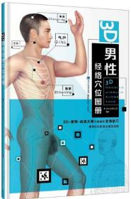 3D男性经络穴位图册*