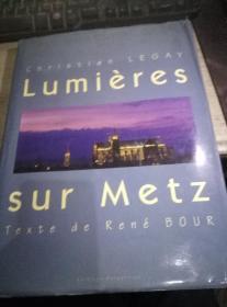 Lumieres sur Metz 9782876922327