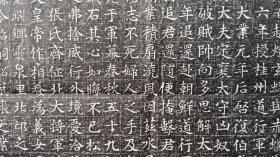 洛阳  博物馆藏隋志名品《周法尚墓志》
