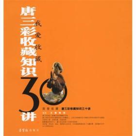 唐三彩收藏知识30讲
