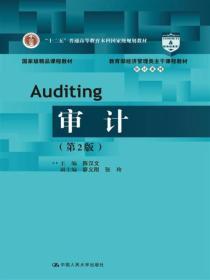 卖完下架 审计(第2版)陈汉文中国人民大学出版社9787300250564