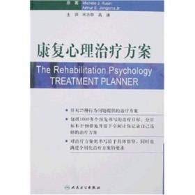 心理治疗方案系列·康复心理治疗方案(翻译版)