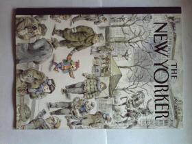 纽约客杂志 THE NEW YORKER  2016/01/25 外文原版期刊杂志