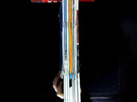 星火月刊 1986年(1-12期)缺第1.2.4期