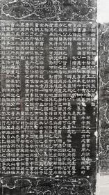 洛阳博物馆藏石唐朝名相《张说墓志》。