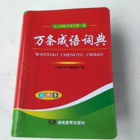 万条成语词典(双色本)