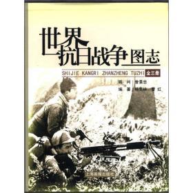 世界抗日战争图志