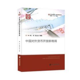正版】中国对外货币开放新格局