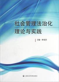 社会管理法治化理论与实践
