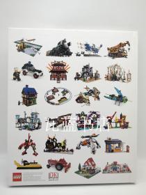 DK乐高百科 乐高拼图大全Great LEGO Sets: A Visual History 英文原版