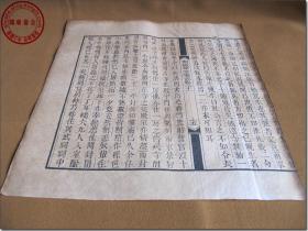 《阅微草堂笔记   卷二十一   十五 •珍贵清代木版手工刻制原版线装书册页 之十二》,清代原版线装书册页,清代木版手工刻制,薄皮纸单面印制,共1张,尺寸:29.8厘米×28.8厘米。《阅微草堂笔记》是清朝翰林院庶吉士出身的纪昀于乾隆五十四年至嘉庆三年间以笔记形式所编写成的文言短篇志怪小说。《阅微草堂笔记》有意模仿宋代笔记小说质朴简淡的文风,在历史上一时享有同《红楼梦》、《聊斋志异》并行海内的盛誉