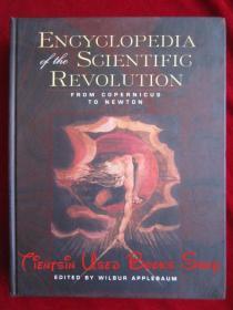 Encyclopedia of the Scientific Revolution: From Copernicus to Newton(英语原版 精装本)科学革命百科全书:从哥白尼到牛顿
