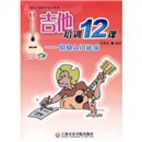 吉他培训12课:初级入门速成