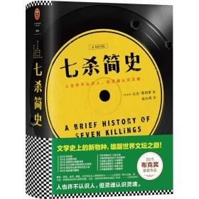 长篇小说--七杀简史(精装)17年_9787559400239