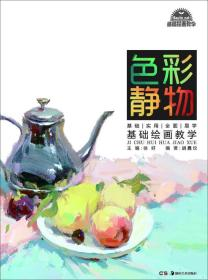 基础绘画教学 系列丛书:基础绘画教学 色彩静物