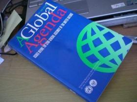 A Global Agenda・Issues Before the United Nations・1997-1998 全球议程——联合国面前的问题(英文原版)