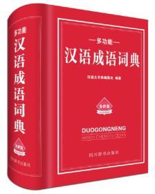 多功能汉语成语词典:全新版