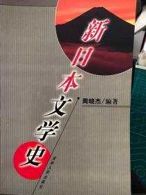 大学日语专业教辅书 新日本文学史
