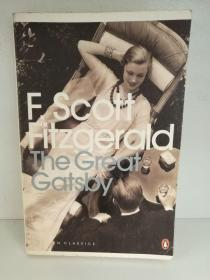 菲茨杰拉德 The Great Gatsby by F. Scott Fitzgerald (Penguin Classics 1992年版) (英国文学) 英文原版书