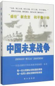 中国未来战争:全景式描绘中国未来战争轮廓的一本书